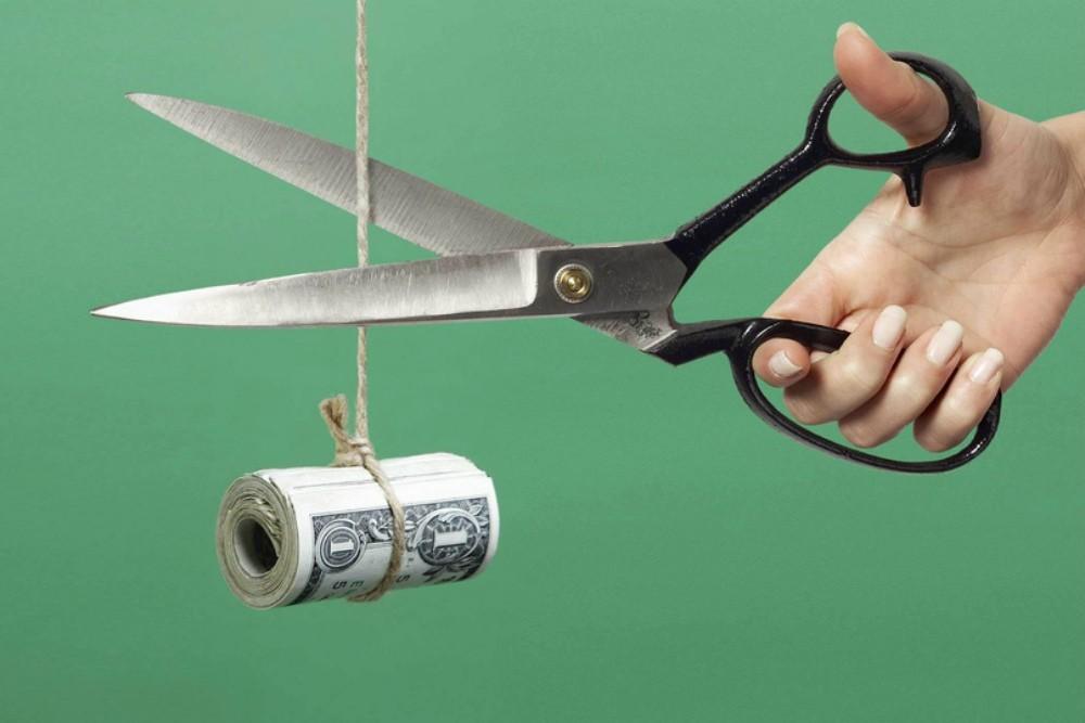 как избежать порезки счета