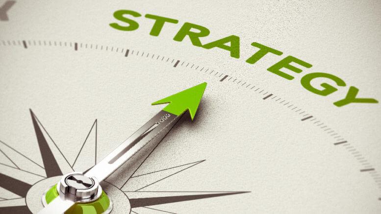 выбрать стратегию