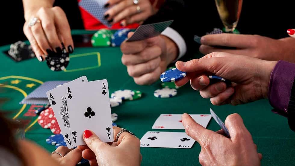 ставки на покер