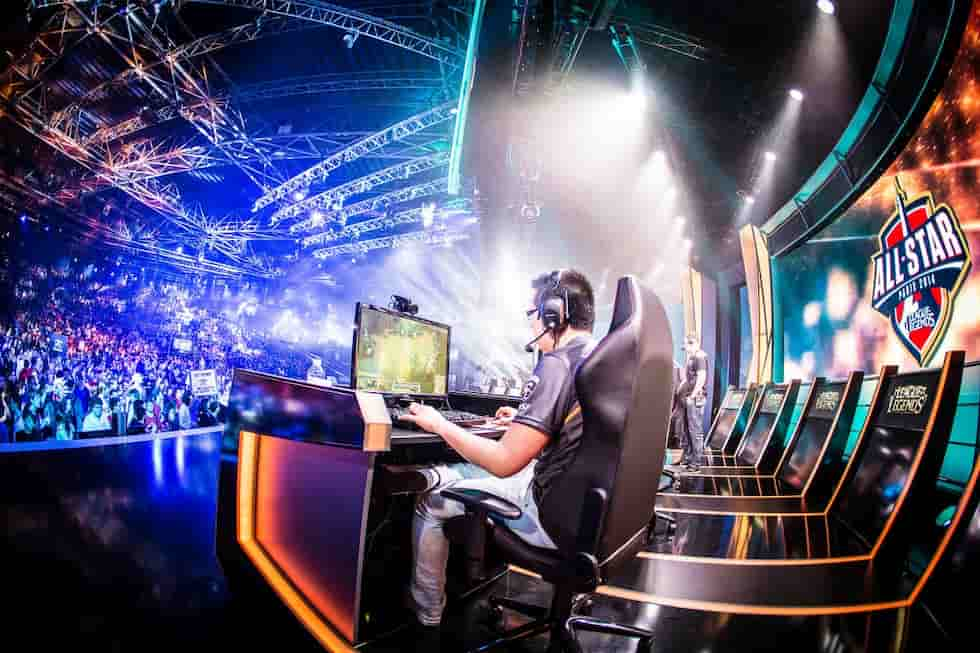 кибер спорт ставки