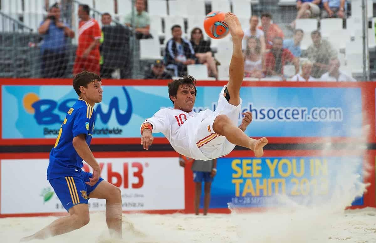 пляжный футбол стратегии
