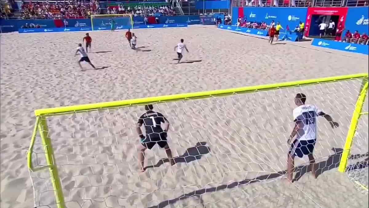 пляжный футбол ставки