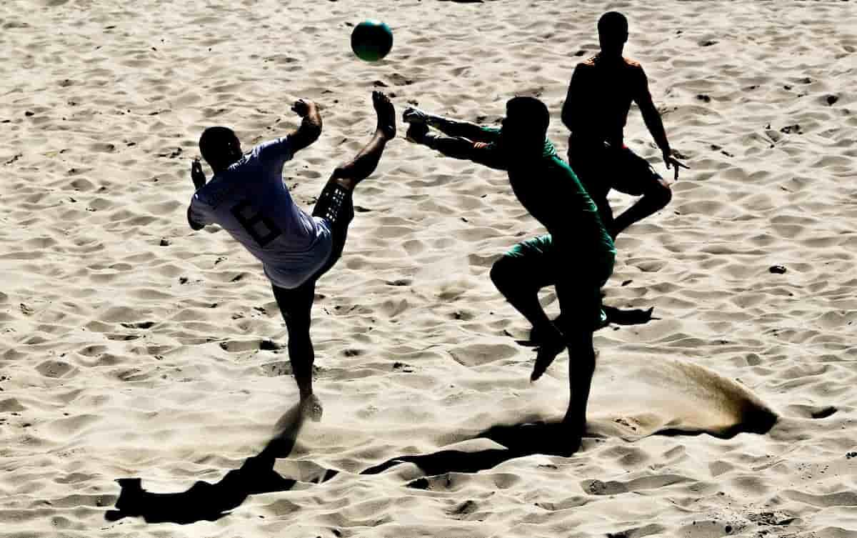 ставки на пляжный футбол