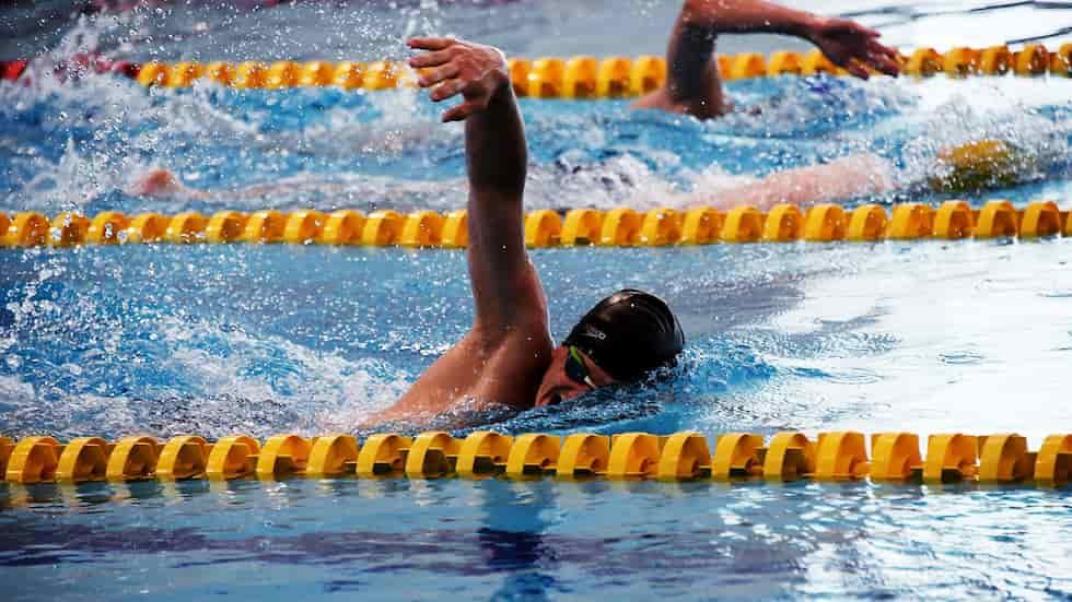 ставки на спорт плаванье